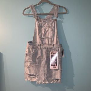 Overall Skirt, new with tags